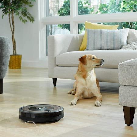 Aspirapolvere robot Roomba 960 vs Conga 5490