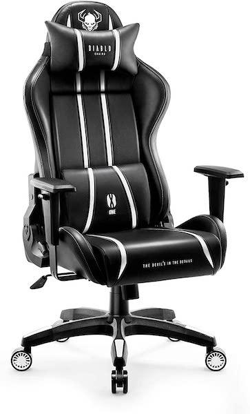 sedia da ufficio ergonomica Diablo X one 2.0