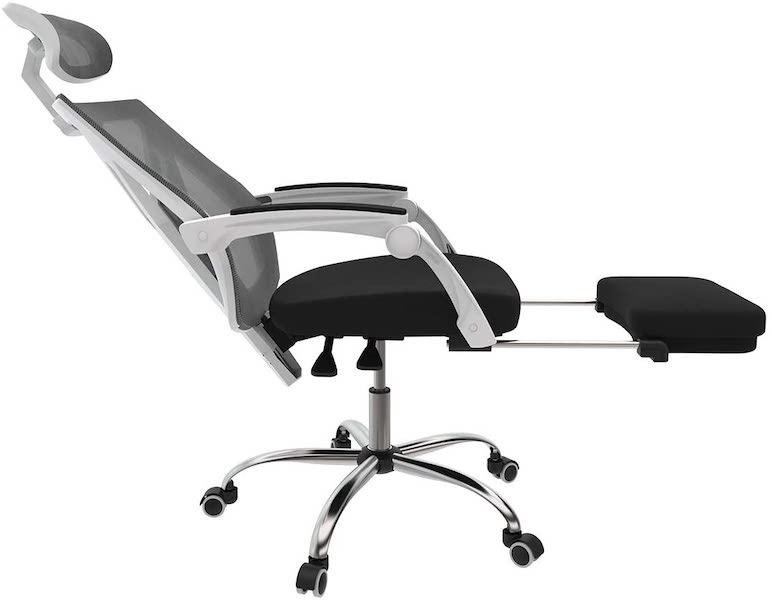 sedia da ufficio ergonomica hbada
