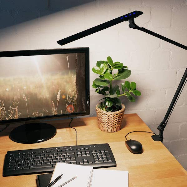 Migliori lampade a LED da scrivania per studiare