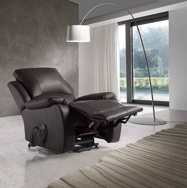 Los mejores sillones relax eléctricos