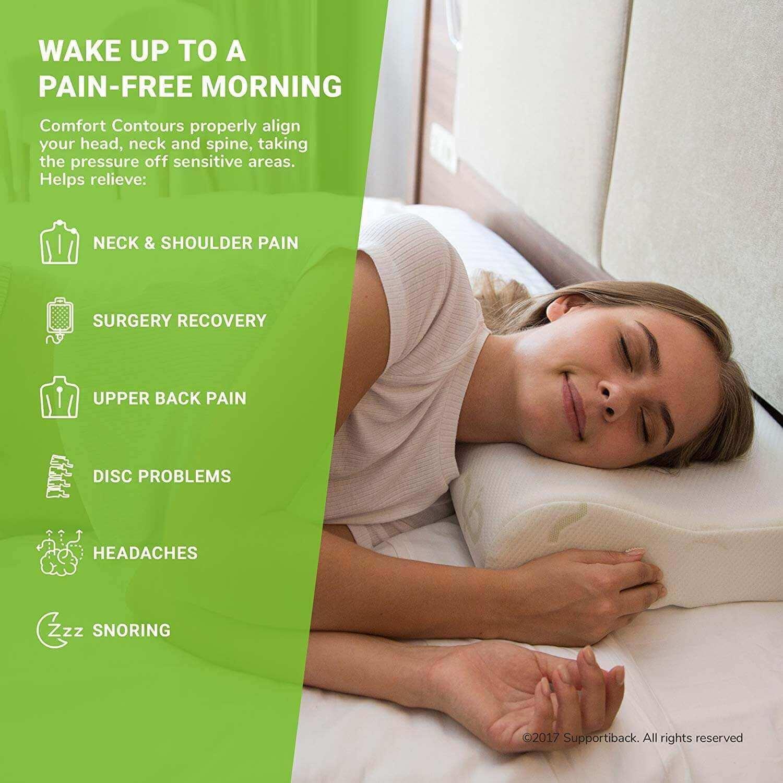Mejores almohadas cervicales