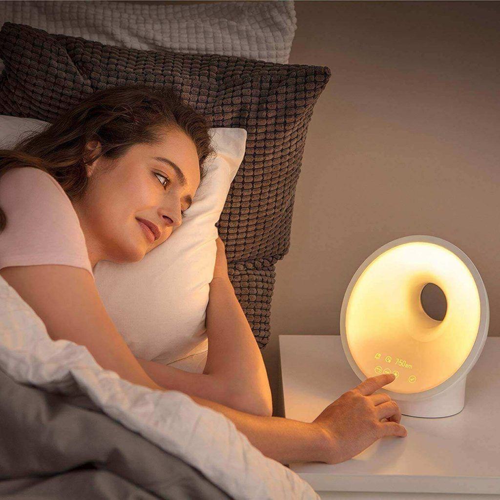 mejores despertadores de luz solar