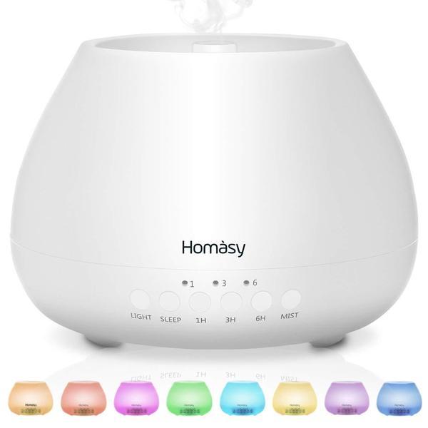 humidificador de aromaterapia Homasy