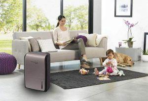 Mejores deshumidificadores de aire domésticos