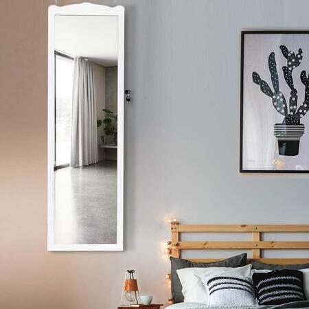 espejo joyero de pared Touchxel