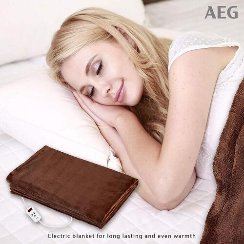 manta eléctrica AEG