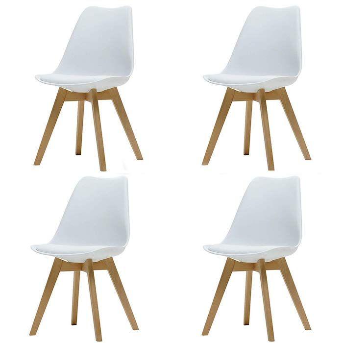 Set de sillas de comedor Artdesign