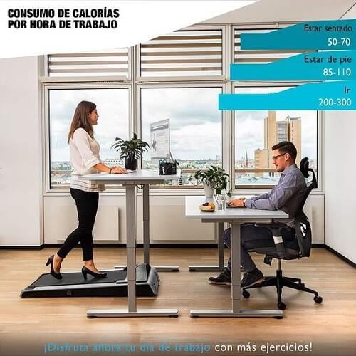 Cinta de correr para escritorio