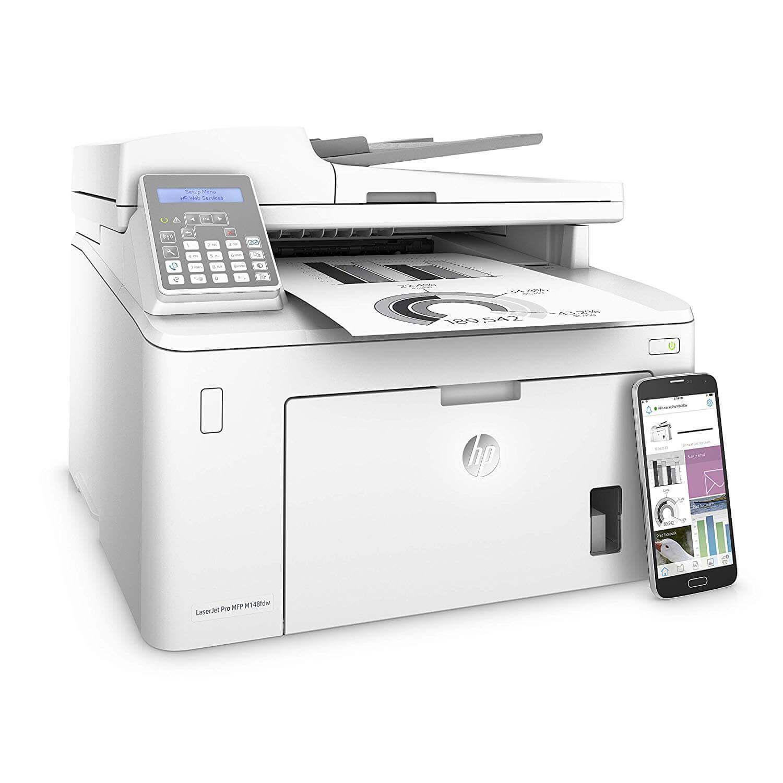 impresora multifunción láser color HP
