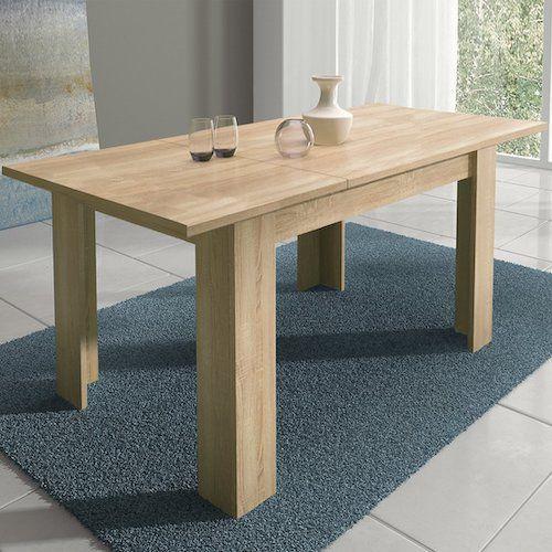 mesa de comedor extensible Homesouth