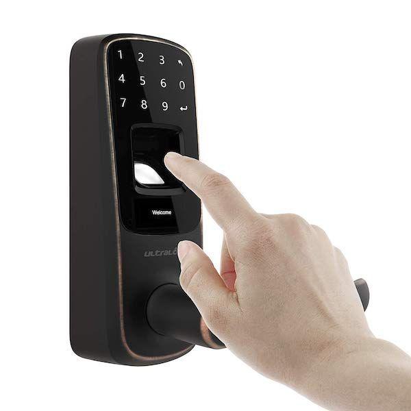cerradura electrónica inteligente Ultraloq