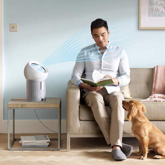 mejores purificadores de aire domésticos