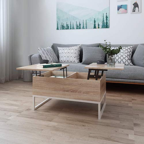 mesa de centro elevable Maimaiti