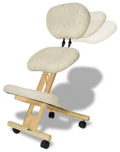 silla ergonómica de rodillas Cinius