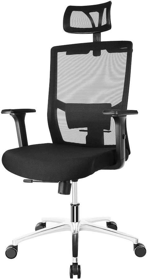 Silla ergonomica oficina Fixkit