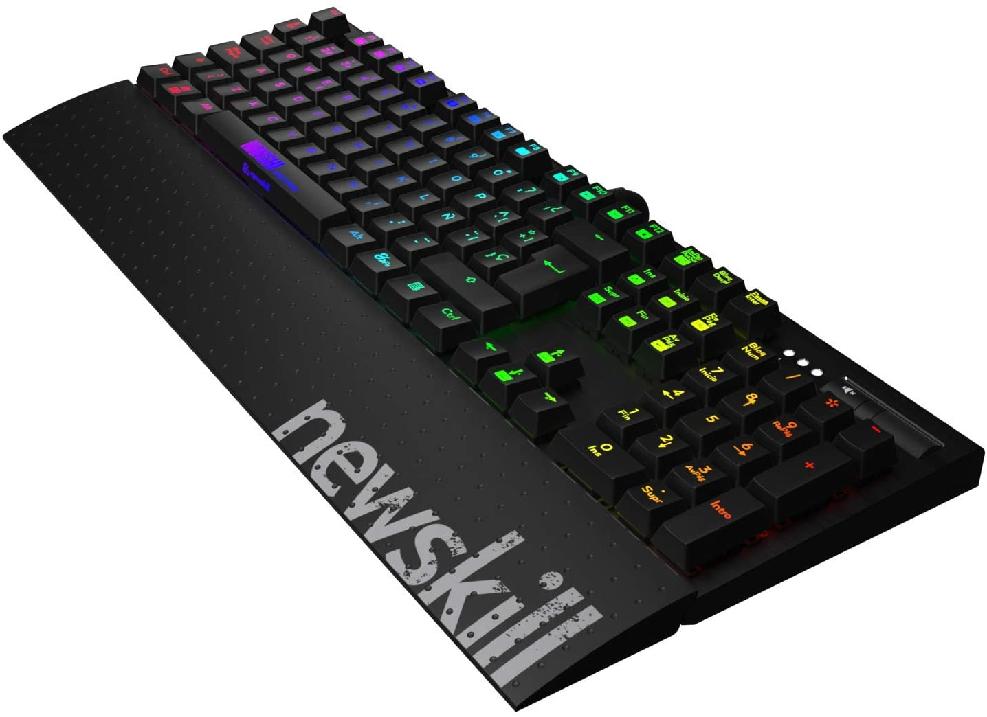 Teclado gaming Newskill Hanshi Spectrum