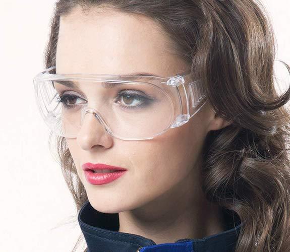 gafas de protección antiinfecciosas