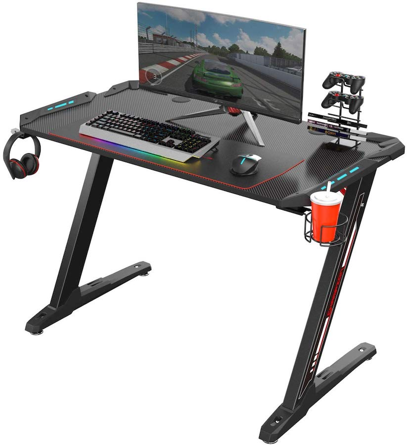 mesa gaming Eureka Ergonomic