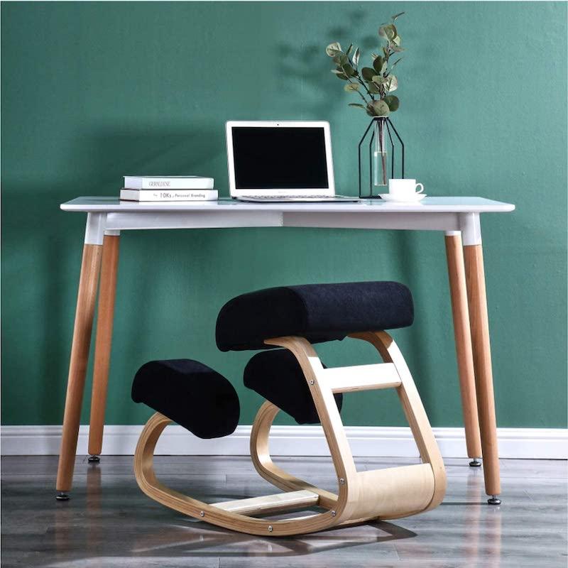 silla ergonomica de rodillas barata
