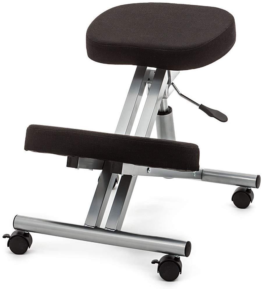 silla ergonomica de rodillas wink design