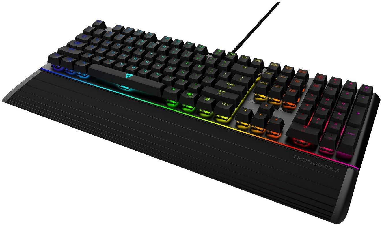 teclado gaming thunder X3
