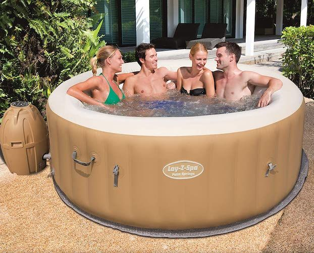 Jacuzzi hinchable Bestway Palm Springs