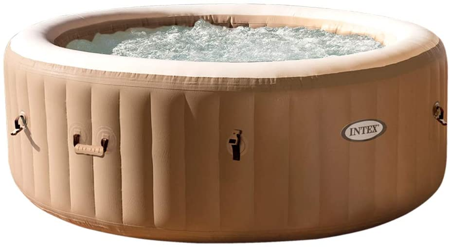 Jacuzzi hinchable barato Intex