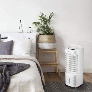 Mejores ventiladores evaporativos