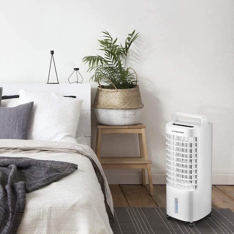 Mejores climatizadores evaporativos