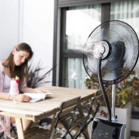 mejores ventiladores nebulizadores