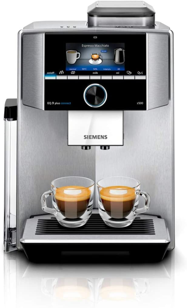 Cafetera express Siemens EQ9