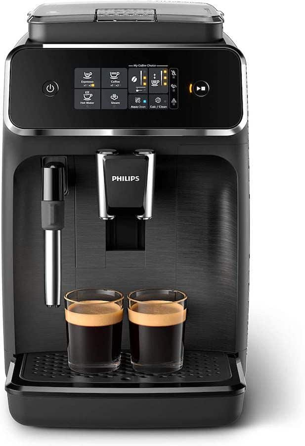 Cafetera express philips ep2220