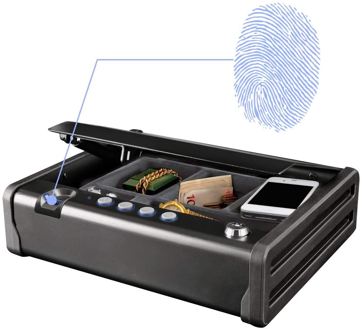 Caja fuerte biométrica Master Lock