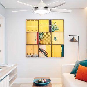 Los mejores ventiladores de techo