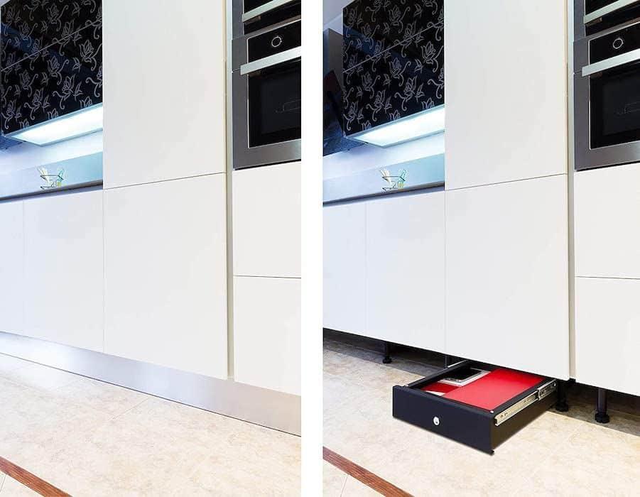 caja fuerte camuflada Arregui cocina