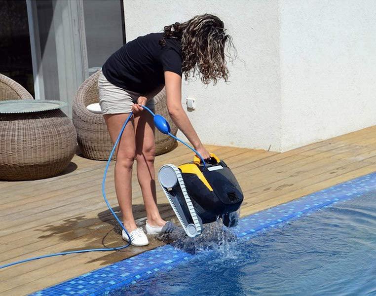 mejores robots limpiafondos piscina