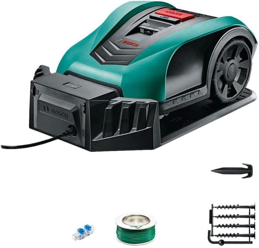 Robot cortacésped Bosch Indego 350