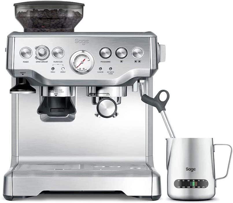 Cafetera express Sage SES875