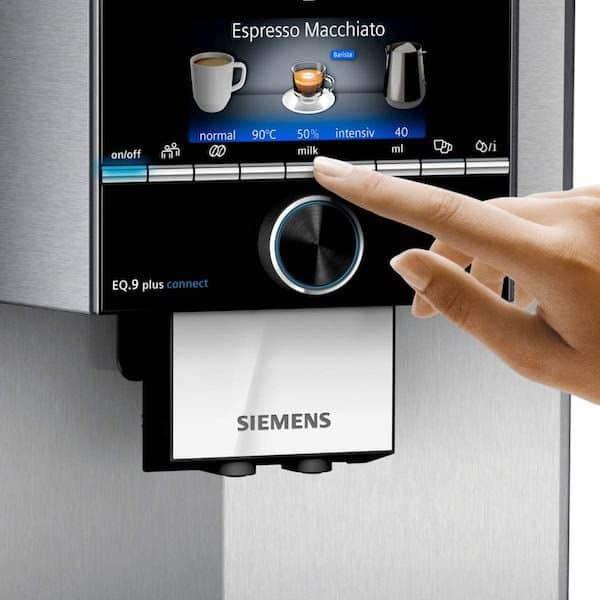 Cafetera expresso Siemens EQ9 2