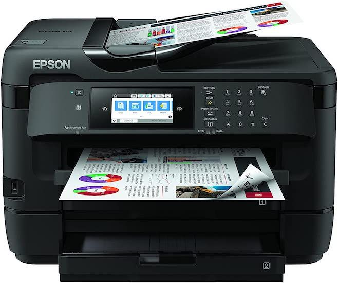 Impresora multifunción Epson Workforce