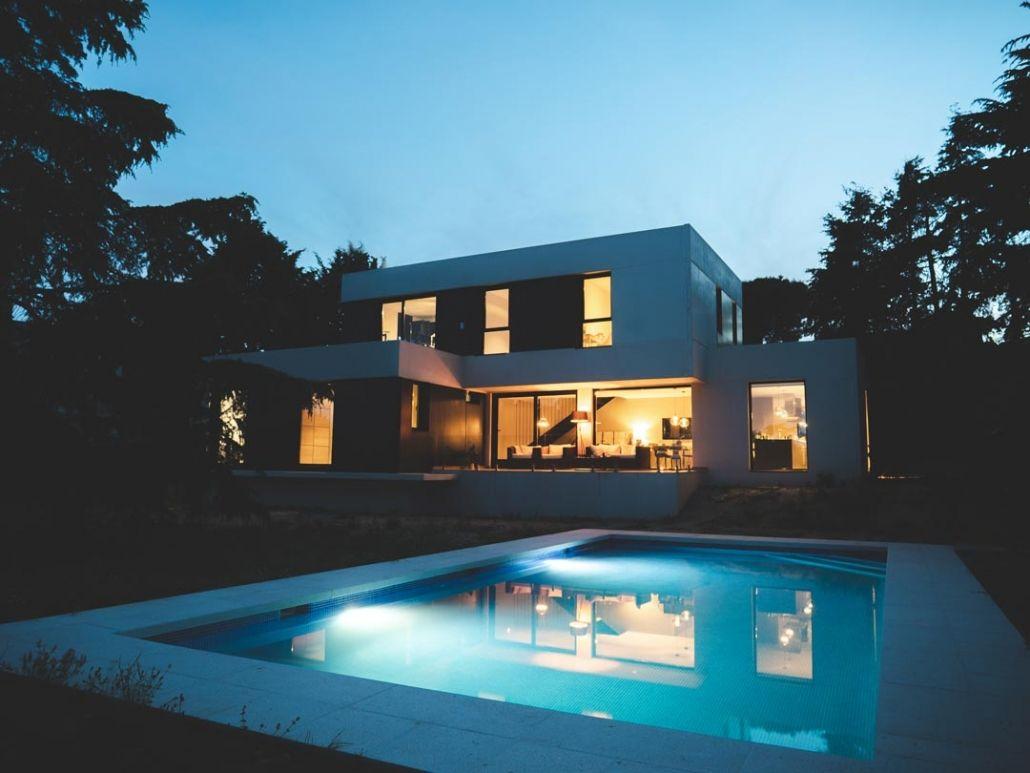 Piscina y vivienda prefabricada. Darro 1030x773 1