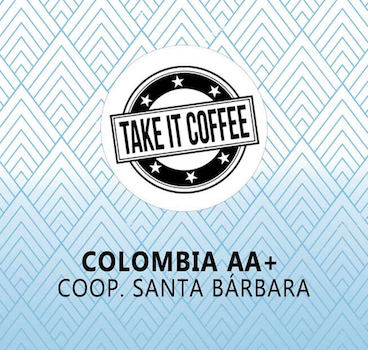 Cafe Colombia Santa Barbara