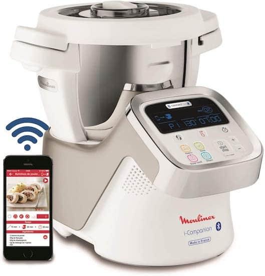 Robot de cocina Moulinex I companion
