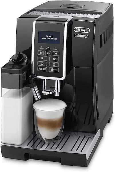 Cafetera superautomática Delonghi Dinamica Ecam350