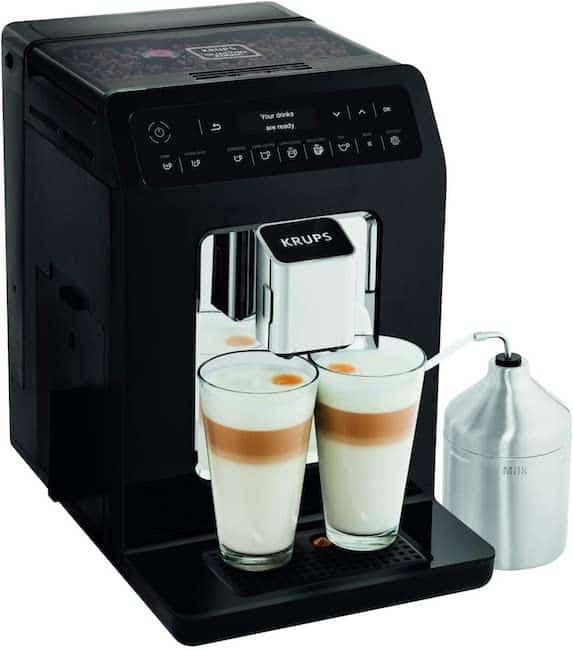 Cafetera superautomática Krups Evidence