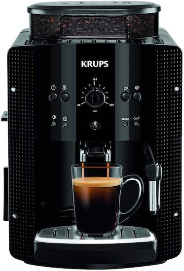 Cafetera superautomática Krups Roma