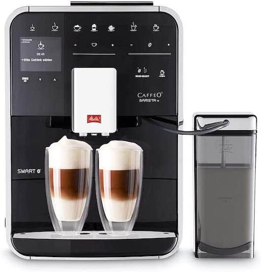 Cafetera superautomática Melitta Barista Ts Smart