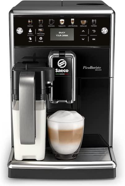 Cafetera superautomática Philips Saeco Picobaristo