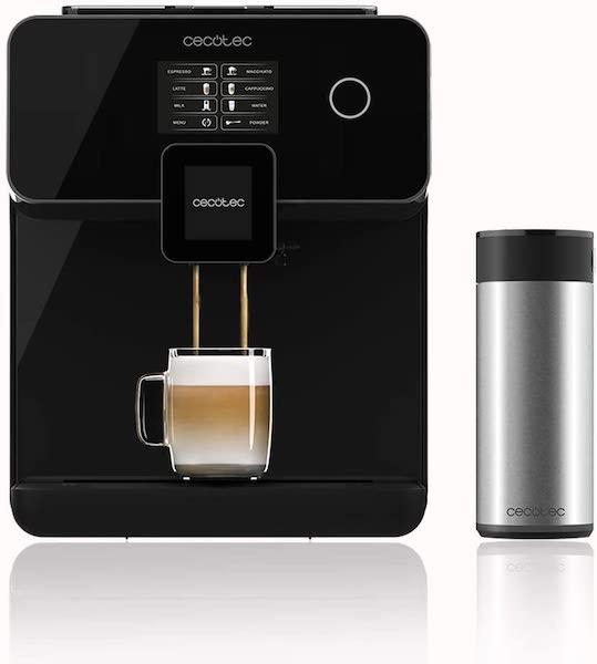 Cafetera superautomática cecotec 8000
